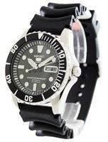 Relógio Seiko 5 Sports automático SNZF17J2 masculino