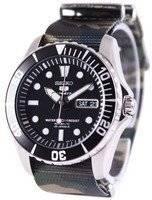 Seiko 5 Sports Automatic NATO Strap SNZF17K1-NATO5 Men's Watch