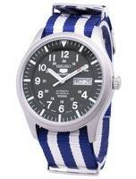 Seiko 5 Sports Automatic Japan Made Nato Strap SNZG09J1-NATO2 Men's Watch