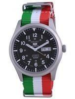 Seiko 5 Sports Automatic Japan Made SNZG09J1-var-NATO23 100M Men's Watch