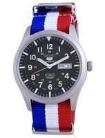 Seiko 5 Sports Automatic Japan Made SNZG09J1-var-NATO25 100M Men's Watch