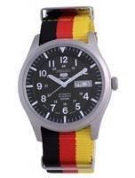 Seiko 5 Sports Automatic Japan Made SNZG09J1-var-NATO26 100M Men's Watch