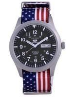 Seiko 5 Sports Automatic Japan Made SNZG09J1-var-NATO27 100M Men's Watch