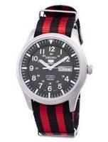 Seiko 5 Sports Automatic Nato Strap SNZG09K1-var-NATO3 Men's Watch