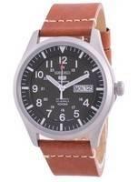 Seiko 5 Sports Military Automatic SNZG09K1-var-LS21 100M Men's Watch