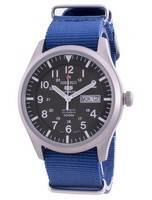 Seiko 5 Sports Military Automatic SNZG09K1-var-NATO8 100M Men's Watch