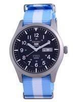 Seiko 5 Sports Automatic Polyester SNZG11J1-var-NATO24 100M Men's Watch