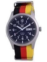 Seiko 5 Sports Automatic Polyester SNZG11J1-var-NATO26 100M Men's Watch