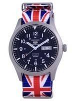 Seiko 5 Sports Automatic Polyester SNZG11J1-var-NATO28 100M Men's Watch