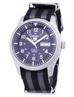 Seiko 5 Esportes Automatic Nato Strap SNZG11K1-NATO1 Relógio Masculino