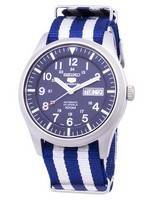 Seiko 5 Sports Automatic Nato Strap SNZG11K1-NATO2 Men's Watch