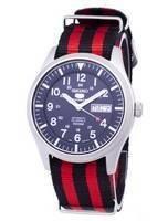 Seiko 5 Esportes Automatic Nato Strap SNZG11K1-NATO3 Relógio Masculino