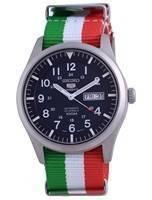 Seiko 5 Sports Automatic Polyester SNZG11K1-var-NATO23 100M Men's Watch