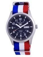 Seiko 5 Sports Automatic Polyester SNZG11K1-var-NATO25 100M Men's Watch