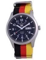 Seiko 5 Sports Automatic Polyester SNZG11K1-var-NATO26 100M Men's Watch