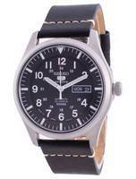 Seiko 5 Sports Black Dial Automatic SNZG15J1-var-LS20 100M Men's Watch
