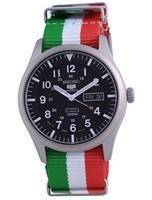 Seiko 5 Sports Automatic Polyester SNZG15J1-var-NATO23 100M Men's Watch