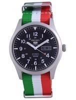 Seiko 5 Sports Automatic Polyester SNZG15K1-var-NATO23 100M Men's Watch