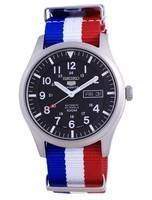 Seiko 5 Sports Automatic Polyester SNZG15K1-var-NATO25 100M Men's Watch