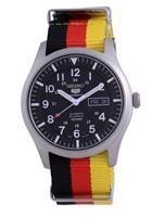 Seiko 5 Sports Automatic Polyester SNZG15K1-var-NATO26 100M Men's Watch