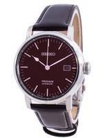 Seiko Presage Riki Watanabe Automatic Brown Enamel SPB115 SPB115J1 SPB115J Japan Made 100M Men's Watch
