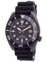 Relógio masculino Sumo SPB125 SPB125J1 SPB125J de edição limitada 200M do mergulhador automático Seiko Prospex