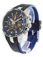 Seiko Sportura FC Barcelona Chronograph SPC089P2 Men's Watch