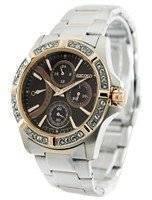 Seiko Lord Series Swarovski Crystal SRLZ88P1 SRLZ88P Women's Watch