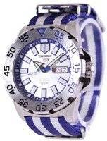 Seiko 5 Sports Automatic NATO Strap SRP481K1-NATO2 Men's Watch