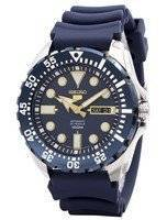 Seiko 5 Esportes Automatic 24 Jewels Japan Made SRP605J2 Assista Men