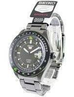 Seiko 5 Sports Automatic Pilot SRP617 SRP617K1 SRP617K Men's Watch