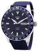 Seiko 5 Sports Automatic 24 Jewels Japan Made 100M SRP665 SRP665J1 SRP665J Men's Watch