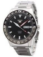 Seiko 5 Sports Automatic 24 Jewels Japan Made SRP669 SRP669J1 SRP669J Men's Watch