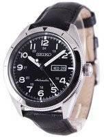 Seiko Automatic Black Dial 100M SRP715 SRP715K1 SRP715K Men's Watch