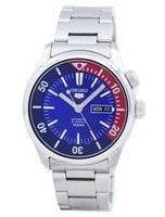 Seiko 5 Sports Automatic 24 Jewels SRPB25 SRPB25K1 SRPB25K Men's Watch