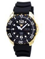 Seiko 5 Sports Automatic Japan Made SRPB40 SRPB40J1 SRPB40J Men's Watch