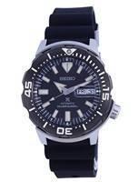 Relógio masculino Seiko Prospex Monster Diver SRPD27 SRPD27K1 SRPD27K 200M