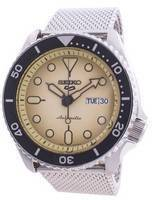 Seiko 5 Sports Suits Style Automatic SRPD67K SRPD67K1 SRPD67K 100M Men's Watch