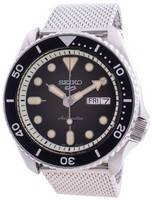 Seiko 5 Sports Suits Style Automatic SRPD73 SRPD73K1 SRPD73K 100M Men's Watch