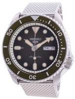 Seiko 5 Sports Suits Style Automatic SRPD75 SRPD75K1 SRPD75K 100M Men's Watch