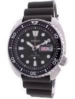 Relógio masculino Seiko Prospex Turtle edição internacional do mergulhador automático SRPE05 SRPE05J1 SRPE05J 200M