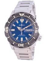Seiko Prospex Automatic Diver's Monster Save The Ocean SRPE09 SRPE09J1 SRPE09J Japan Made 200M Men's Watch
