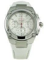Seiko Sportura Chronograph Ladies Diamond SRW897P1 SRW897P SRW897 Watch
