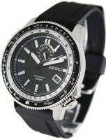Seiko Superior Automatic Hand Winding SSA003J2 Tachymeter Mens Watch
