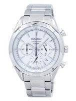 Seiko Chronograph Quartz SSB085 SSB085P1 SSB085P Men's Watch
