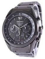 Seiko Chronograph Quartz 100M SSB093 SSB093P1 SSB093P Men's Watch