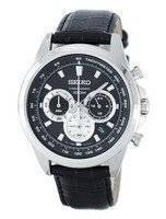 Seiko Chronograph Quartz Tachymeter SSB249 SSB249P1 SSB249P Men's Watch