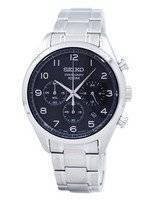 Seiko Classic Chronograph Quartz SSB295 SSB295P1 SSB295P Men's Watch