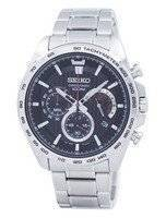 Seiko Sports Chronograph Quartz Tachymeter SSB299 SSB299P1 SSB299P Men's Watch