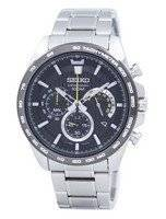 Seiko Chronograph Tachymeter Quartz SSB303 SSB303P1 SSB303P Men's Watch